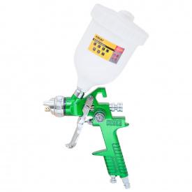 Краскораспылитель Sigma HVLP O1.4 с в/б (зеленый) (6812021)