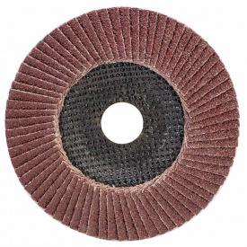 КРУГ ЛЕПЕСТКОВЫЙ ТОРЦЕВОЙ Т29 (КОНИЧЕСКИЙ) диаметр125ММ P36 SIGMA (9172611)