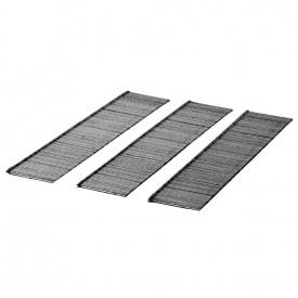 Цвяхи Планкові 45 × 1.25 × 1 мм для Пневмостеплери (5000шт) SIGMA (2818451)