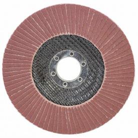 КРУГ ЛЕПЕСТКОВЫЙ ТОРЦЕВОЙ Т29 (КОНИЧЕСКИЙ) диаметр125ММ P220 SIGMA (9172691)