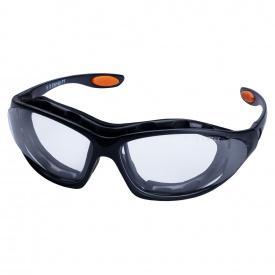 Набор очки защитные с обтюратором.сменными дужками Super Zoom anti-scratch,anti-fog(прозрачные)Sigma (9410911)