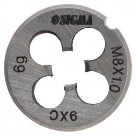 Плашка М8×1,0ММ SIGMA (1604201)