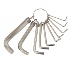 Набор ключей шестигранных 1.5-10мм Grad (4022635)