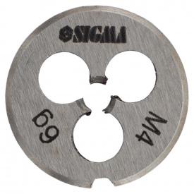 ПлашкаМ4×0,7ММ SIGMA (1604121)