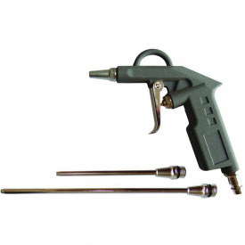 Пистолет продувочный с набором наконечников Sigma (26/122/212мм) (6831031)