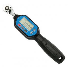 Ключ динамометрический цифровой Protester 1/4 0,3-10Нм (AWM-10)