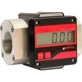 "Электронный счетчик Gespasa MGE-250, 10-250 л/мин, BSP 1"""