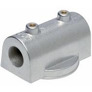 Адаптер алюминиевый для фильтра Petroline 200 CIMTEK 3/4 BSPP