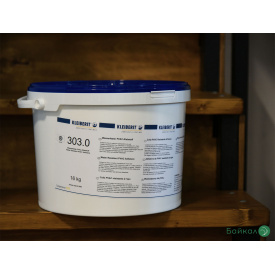 KLEIBERIT 303.0 водостойкий столярный клей ПВА D3 (ведро 16 кг)