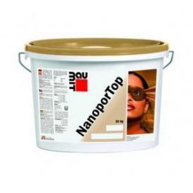 Штукатурка декоративная Нанопор Топ барашек зерно 1,5 мм25 кг