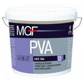 Клей ПВА модифицированный MGF PVA (10кг)