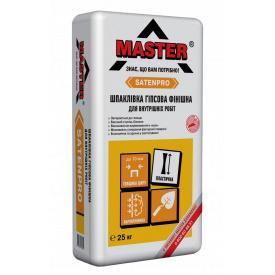 Шпаклёвка Master Satenpro, финишная (25кг)