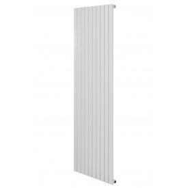 Вертикальный дизайнерский радиатор отопления TM ARTTIDESIGN Terni 10/1800 белый матовый