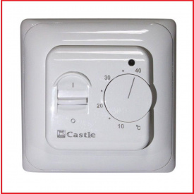 Терморегулятор механический Castle М5,16 (RTC 70,26) белый