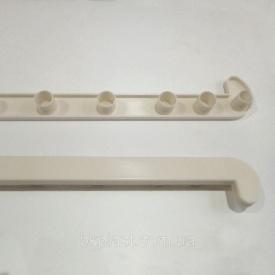 Заглушка PLASTOLIT 600мм серый