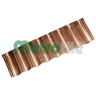 Медная черепица Metrotile Copper