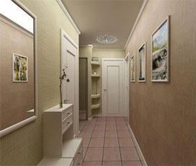 Дизайн передпокою у квартирі