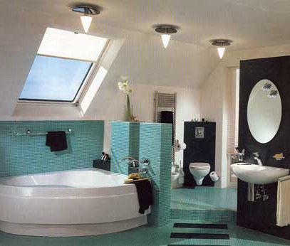 Ванна: дизайн ванной комнаты