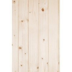 Вагонка деревянная сосновая 4000x85x14 мм