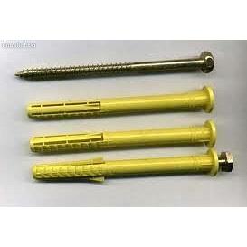 Дюбель швидкого монтажу 8-серія 8*45 мм