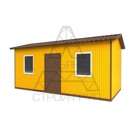 Дачный домик 6*3*3 м