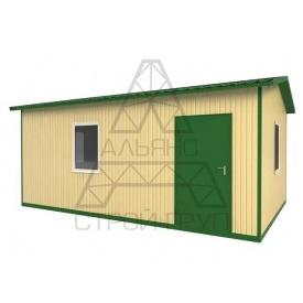 Дачный домик 6*4*3 м