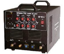 Установка аргонодугового зварювання TIG 200P Профі AC/DC