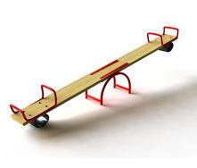 Качалка-балансир Классик 2,3*0,4*1,1 м