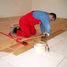 Укладання підлогової дошки