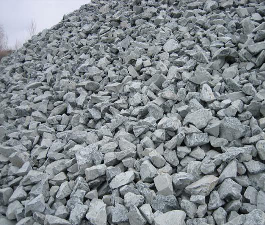 Щебень строительный — виды, характеристики, использование