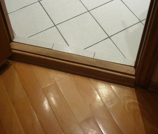 Дверные пороги