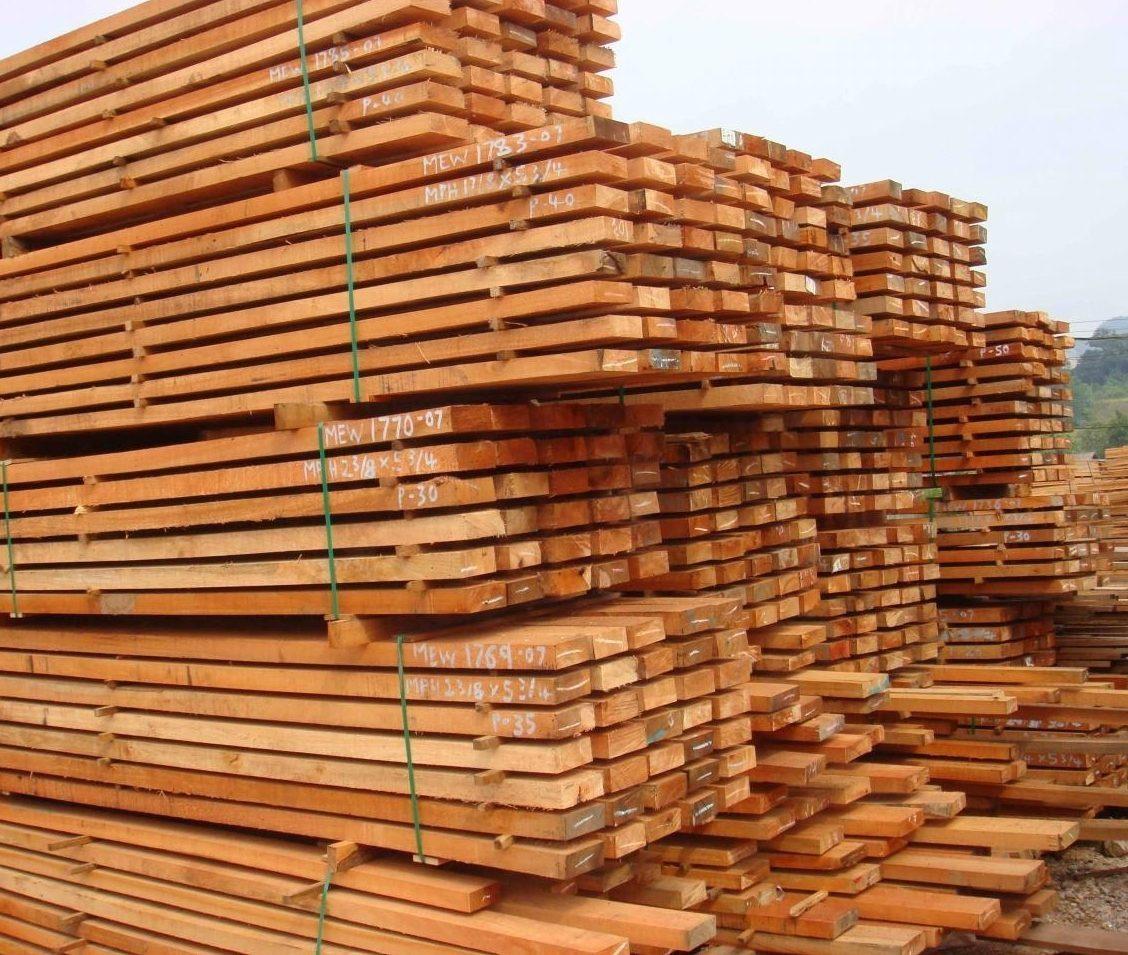 Лесоматериалы — характеристика, защита