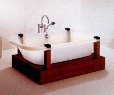 Установка стальной ванны дома самостоятельно