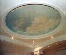 Натяжной потолок, дизайн натяжного потолка