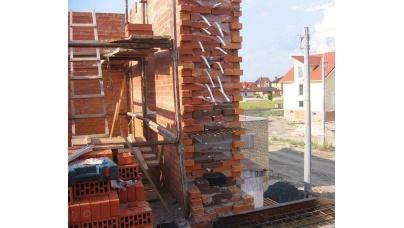 Вибір проекту, фундаменту, стін будинку