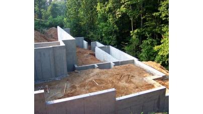 Фундамент дома – виды фундаментов
