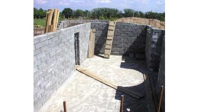 Цоколь дома. Строительство цоколя дома