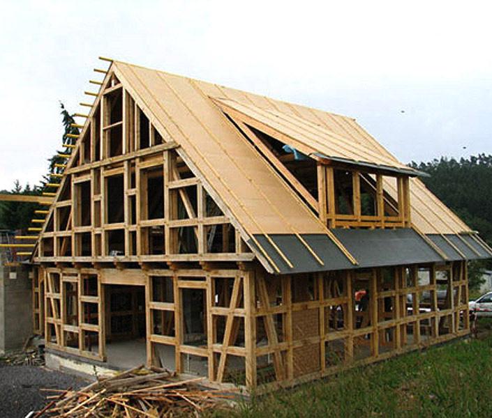 Матеріали для зведення стін приватного будинку
