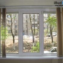 Балкон без блока - портфолио ibud.ua.
