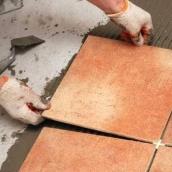 Укладання підлогової керамічної плитки