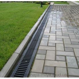Установка системы поверхностного водоотвода