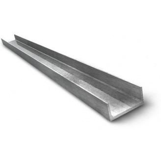 Швеллер горячекатаный стальной 6,5 6 м