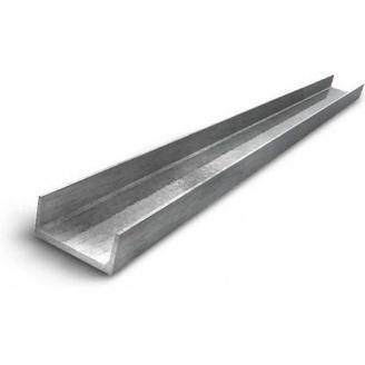 Швеллер горячекатаный стальной 20 12 м