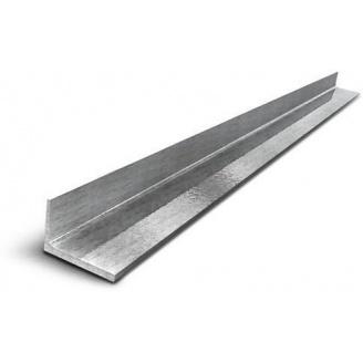 Уголок равнополочный 50*50*4 мм 6 м