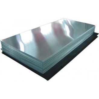 Лист стальной холоднокатаный 0,8 мм 1,25*2,5 м