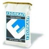 Сухая смесь для устройства теплозвукоизоляционной стяжки Изолкап