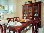 Стильная кухня-столовая