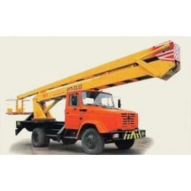 Оренда ліктьової автовишки ВС-22 на базі ЗІЛ 131 200 кг 22 м