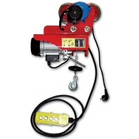Таль электрическая с электрической тележкой передвижения KX-250C 220 В