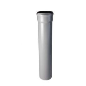 Труба каналізаційна ПВХ 110х2000 мм